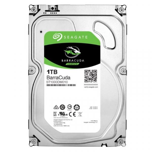 HDD Seagate BarraCuda® 1TB, 7200rpm, 64MB cache, SATA III [0]