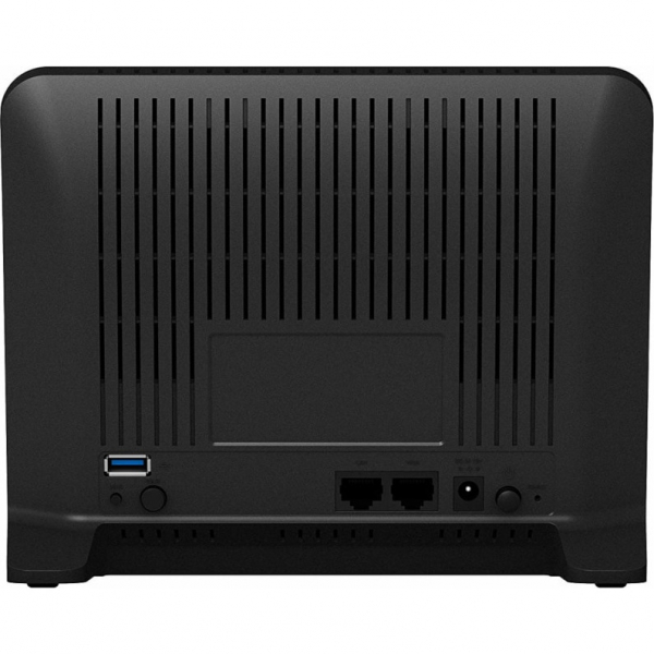 Router wireless Synology Mesh Router MR2200ac Quad Core 717MHz, 256 MB DDR3, RJ-45, WAN 1Gb 5