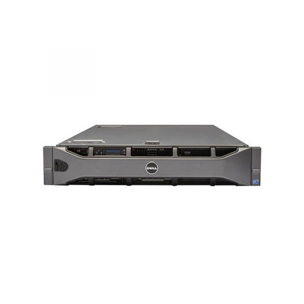 Server Refurbished DELL POWEREDGE R710 2 x Intel HEXA Core Xeon E5620 2.40GHz, 12MB Cache, 64GB RAM 4X 1000 SAS, PERC 6i 2 x Surse Redundante 750w [0]