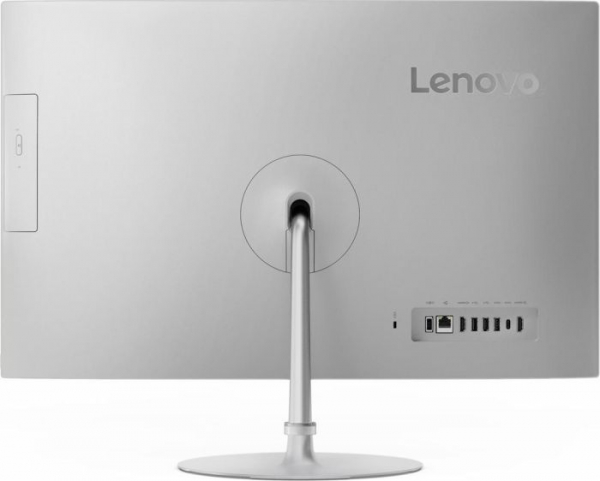 """Sistem All-In-One Lenovo IdeaCentre AIO 520-27ICB, 27"""" multi-touch, i5-8400T, 8GB RAM DDR4, HDD 1TB+256GB SSD, Windows 10 Home 0"""