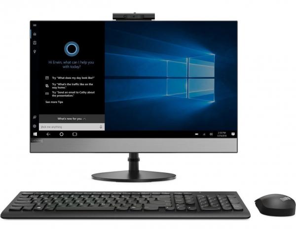 Sistem All-in-One PC  Lenovo V530 Intel® Core™ i5-8400T, 8GB RAM, 256 GB SSD, Windows 10 Pro [0]