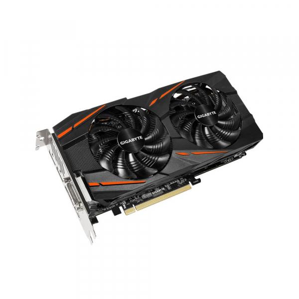 Sistem Desktop AMD Ryzen 5 2600, 8GB DDR4, SSD 240GB, placa video Gigabyte Radeon RX570 4GB/250 bit, carcasa Segotep Racing 1