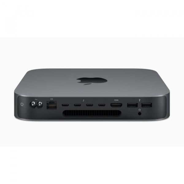 Sistem Desktop PC Apple Mac Mini Intel Quad-Core i3 3.6GHz, 8GB RAM, 128GB SSD, Intel UHD Graphics 630 DE (157449) [1]
