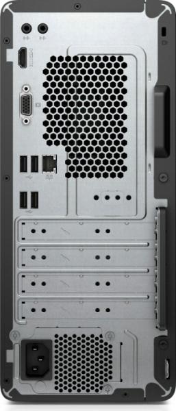 Sistem Desktop PC HP 290 G2 MT cu procesor Intel® Core™ i5-8500, Coffee Lake, 4.1GHz, 8GB DDR4, 256 SSD, DVD-RW, Intel® UHD Graphics 630, Windows 10 Profesional, Negru 3