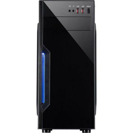 Sistem desktop PC Intel Core i7-6700 3.4GHz , 240 GB SSD , 8GB RAM DDR4, tastatura si mouse 2
