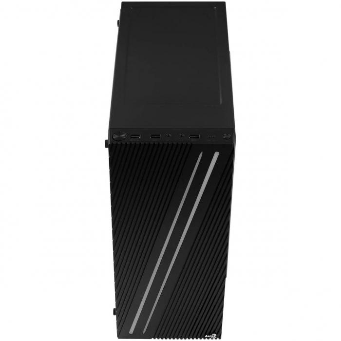 Sistem GAMING Aerocool Streak RGB cu procesor Intel® Core™ i3-9100F Coffee Lake, 4.2GHz, 16GB DDR4, 480GB SSD, AMD RADEON RX580 8GB GDDR5 [3]