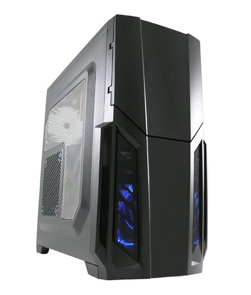 Sistem Gaming Desktop Probitz, i5-7400 3.00 GHz, SSD 120 Gb + HDD 1 TB, 16 Gb RAM DDR4,placa video GTX 960oc 2GB GDDR5, sursa Energon 650W 3