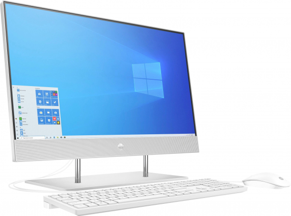 "Sistem HP All-in-One 24-dp0005ng 60.5cm (23.8"") AMD Ryzen™ 3 4300U, 8Gb, 512 SSD, Windows 10 Home 1"