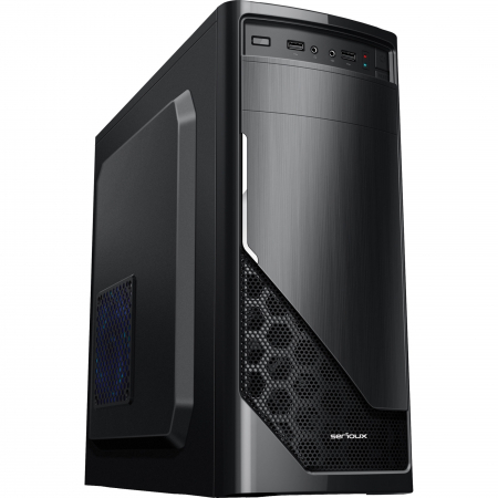 Sistem PC Gaming Intel Core i5-6500 , 16GB DDR4 , 240 GB SSD , AMD RX 580 8GB 0
