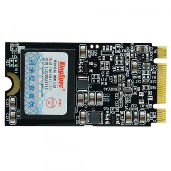 Solid State Drive (SSD) KingSpec, M.2 2242, 128GB, SATA III 3