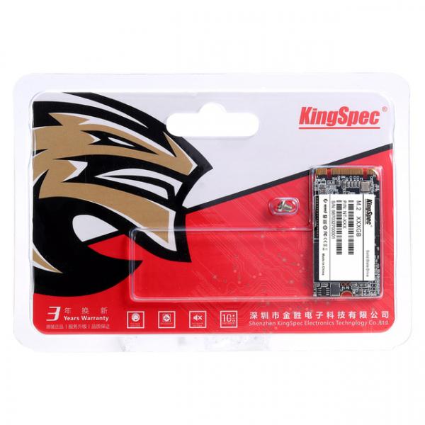 Solid State Drive (SSD) KingSpec, M.2 2242, 128GB, SATA III [0]
