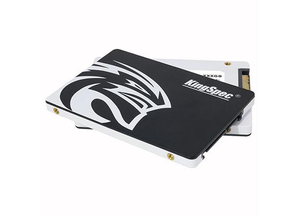 """Solid State Drive (SSD) KingSpec Q-360 , 360 GB , 2.5"""" , SATA III 3"""