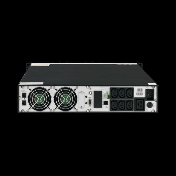 "UPS AEG Protect B PRO 2300 VA, 19""Rack, Line-Interactiv cu iesire pur sinusoidala, 19"" Rack/Tower, AVR-Reglaj automat al tensiunii, Repornire automata,pentru server 3"