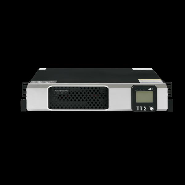 "UPS AEG Protect B PRO 2300 VA, 19""Rack, Line-Interactiv cu iesire pur sinusoidala, 19"" Rack/Tower, AVR-Reglaj automat al tensiunii, Repornire automata,pentru server 0"