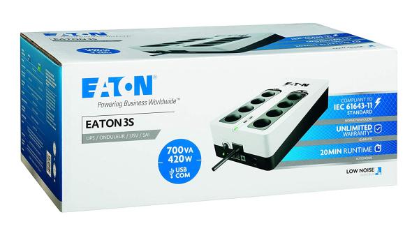 UPS Eaton 3S 700 DIN 3S700D 3