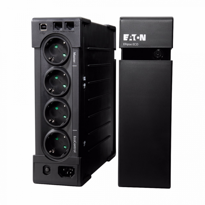 UPS Eaton Ellipse ECO 650 USB DIN 650VA 400W [2]