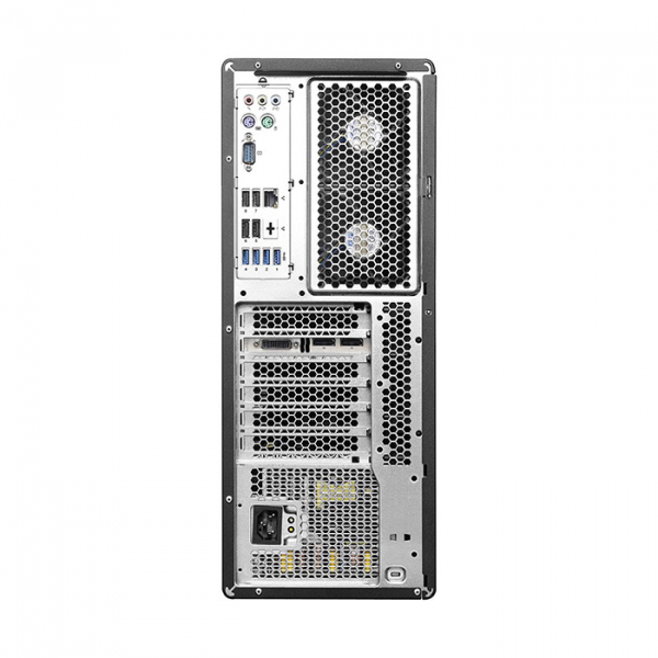 Workstation LENOVO ThinkStation P700 2x Intel Xeon 6-Cores E5-2620v3 3.20 GHz, 16 GB DDR4, 240GB SSD + 1Tb, GTX 1060 DUAL 6GB 4