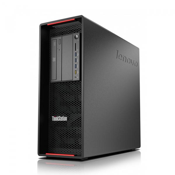 Workstation LENOVO ThinkStation P700 2x Intel Xeon 6-Cores E5-2620v3 3.20 GHz, 16 GB DDR4 ECC, 240 GB SSD NOU 1