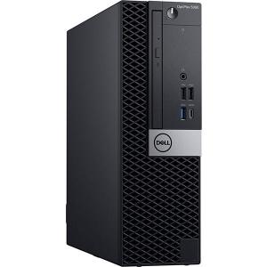 Sistem Desktop PC DELL OptiPlex 5060 SFF, Intel Core i5-8500 pana la 4.1GHz, 8GB, SSD 256GB, Intel® UHD Graphics 630, Windows 10 Pro1