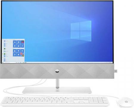 HP 24-k0013ng 60.5 cm (23.8 inch) All-in-one PC AMD Ryzen™ 5 4600H 8 GB 1024 GB 256 GB SSD AMD Radeon Windows® 10 Home [0]