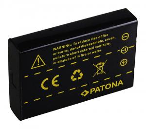 Acumulator Patona pentru Fujifilm NP-120 FinePix 603 F10 F11 NP-120 NP-120 Pentax NP-1201