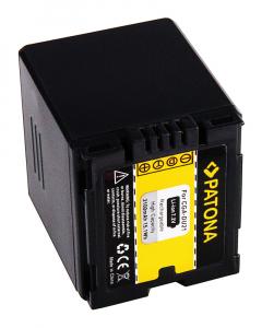 Acumulator Patona pentru Hitachi CGA-DU21 DZMV350A DZ-MV350A DZMV350E DZ-MV350E DZMV380A2