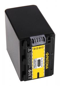 Acumulator Patona pentru Sony NP-FH100 DCR DCRDVD110 (E) DCR-DVD110 (E) DCRDVD1502