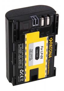 Acumulator Patona pentru Canon LP-E6 EOS 5D 5DS 60D 60Da 6D 7D EOS70D EOS-70D R 5D LP-E62
