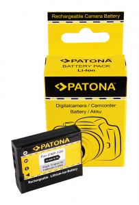 Acumulator Patona pentru Casio NP-130 Exilim EXH30 EX-H30 EXZR100 EX-ZR1000