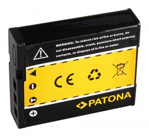 Acumulator Patona pentru Casio NP-130 Exilim EXH30 EX-H30 EXZR100 EX-ZR1001