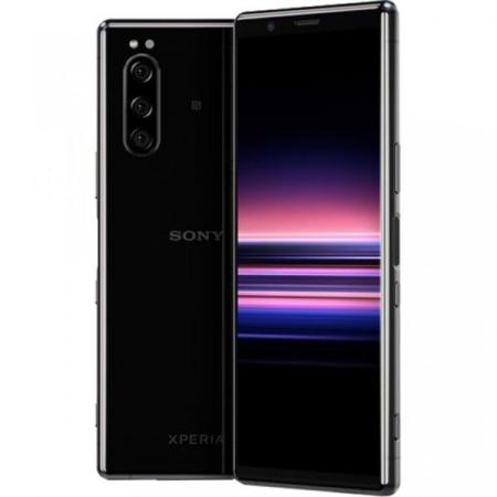 Telefon mobil Sony Xperia 5, Dual SIM, 128GB, 6GB RAM, 4G, Black [1]
