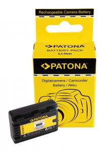 Acumulator Patona pentru Panasonic VW-VBL090 HDC HDCSDX HDC-SDX VW-VBL090 SD SDSS500