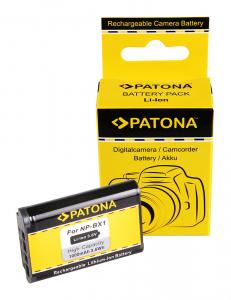 Acumulator Patona pentru Sony NP-BX1 BX BX1 NP-BX1 Cyber-shot AS100VR AS15 AS20 AS2000