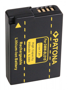 Acumulator Patona Panasonic DMW-BLD10 Lumix DMCGF2 DMC-GF22