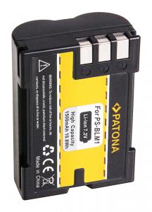 Acumulator Patona pentru Olympus PS-BLM1 C 7070 8080 PS-BLM1 E E3 E-3 E30 E-30 E300 E3302