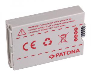 Acumulator Patona pentru Canon BP-110 Legria HF 206 HF 28 HF R261