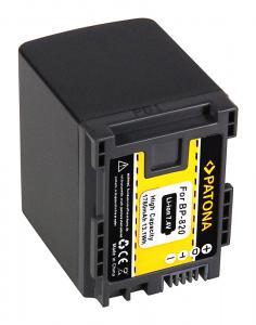 Acumulator Patona pentru Canon BP-820 HF HFG30 HF-G30 BP-820 Legria G10 G20 G25 HF G302