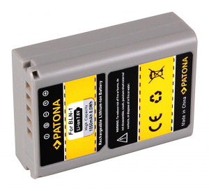 Acumulator Patona pentru Olympus PS-BLN-1 OMD EM1 E-M1 EM5 E-M5 EM5 Mark II E-m5 Mark II2