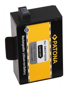 Acumulator Patona pentru Garmin Virb 360 VIRB360 GMICP7023352