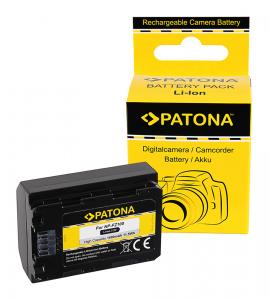 Acumulator Patona pentru Sony NP-FZ100 A7 III A7M3 Alpha 7 III A7 R III A7RM3 Alpha 7 R III A9 Alpha 9 FZ1000