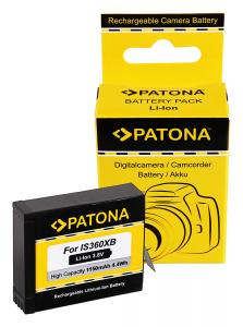 Acumulator Patona pentru Insta360 One X Action Cam0