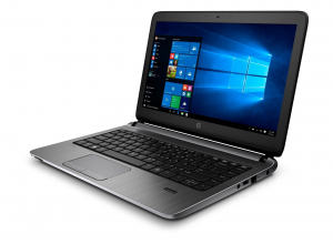 "Laptop HP ProBook 430 G3 cu procesor Intel® Core™ i5-6200U 2.30GHz, Skylake™, 13.3"", 8GB, 240GB SSD, Intel® HD Graphics2"