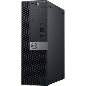 Sistem Desktop PC DELL OptiPlex 5060 SFF, Intel Core i5-8500 pana la 4.1GHz, 8GB, SSD 256GB, Intel® UHD Graphics 630, Windows 10 Pro2