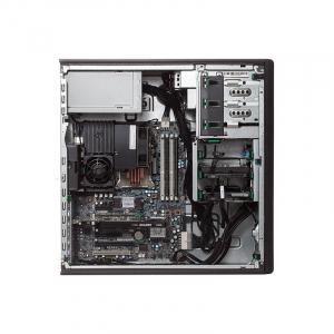 HP WORKSTATION Z420 Intel Xeon Quad Core E5-1603, 16GB ddr3 , 120 SSD NOU + 500Gb  NVIDIA Quadro K6201
