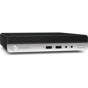 Mini sistem Desktop PC HP ProDesk 400 G4 DM, Intel® Core™ i5-8500T, 8 GB, 256 GB0