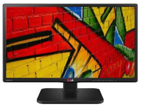 """Monitor IPS LED LG 23.8"""" 24BK450H-B, Full HD (1920 x 1080), VGA, DVI, HDMI, Pivot (Negru) ( 151762 ) [0]"""
