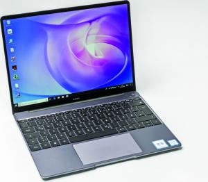 Huawei MateBook 13 gri (2019), Core i5-8265U, 8 GB RAM, 256 GB SSD, Windows 10 (53010FXV)3