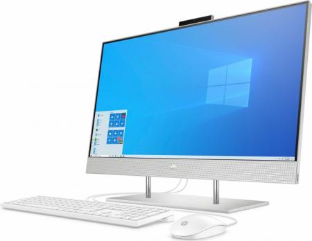 "HP 27-dp0302ng - All-in-One 27"" Ryzen 5 4500U 2,3 GHz - 16 GB - SSD 512 GB - Win 10 Home2"