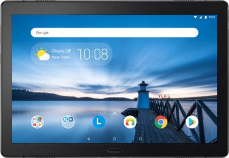 """Tableta Lenovo Tab P10 TB-X705F, Octa-Core 1.8GHz, 10.1"""", 4GB RAM, 64GB, Wi-Fi, Aurora Black [2]"""