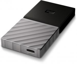 SSD Extern WD My Passport Silver 1TB USB 3.1 wdbk3e0010psl-wesn [0]